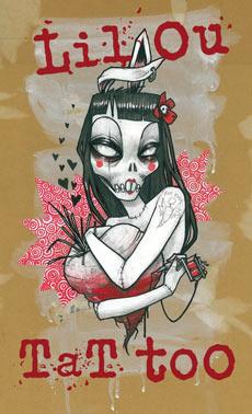 Lilou tatto