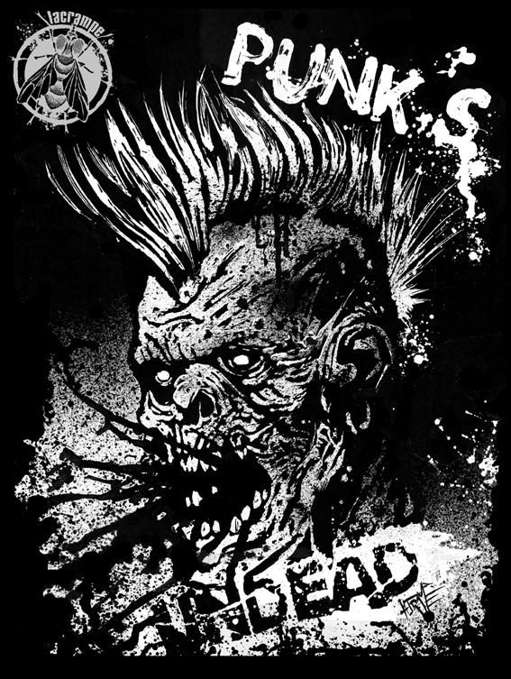 punks undead TS02