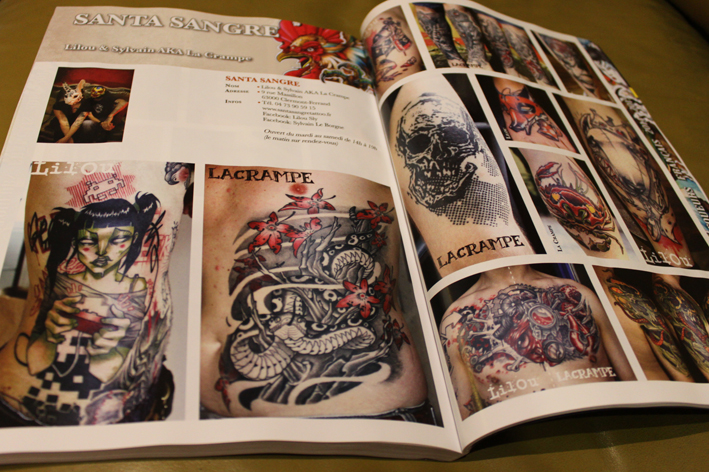 annuaire santa sangre