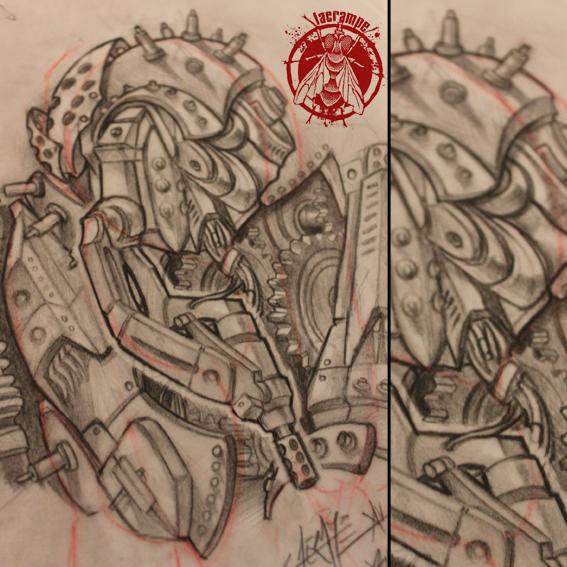sketch yann