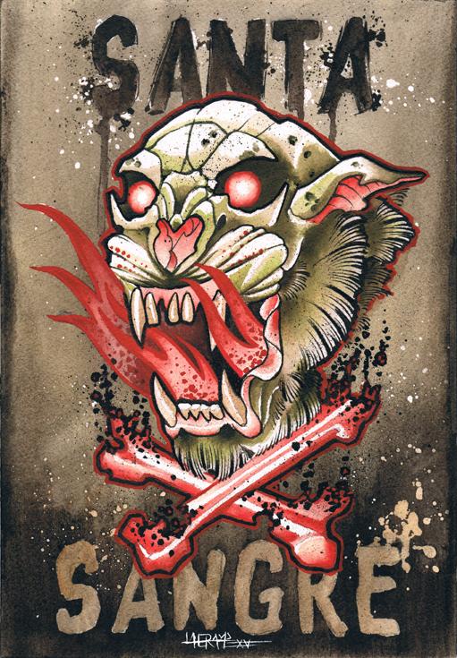 FB Zombie tige