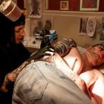 Santa Sangre tattoo