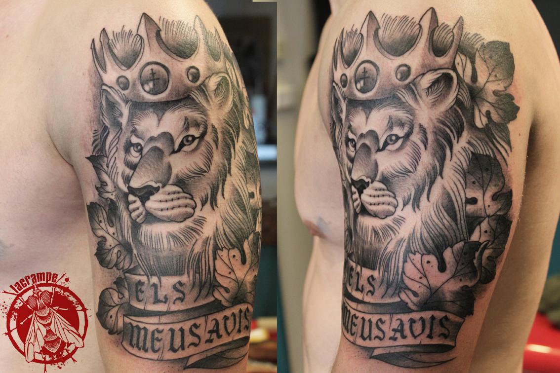 lion jeremy