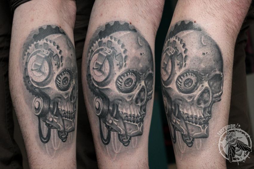 Iron skull jeremy