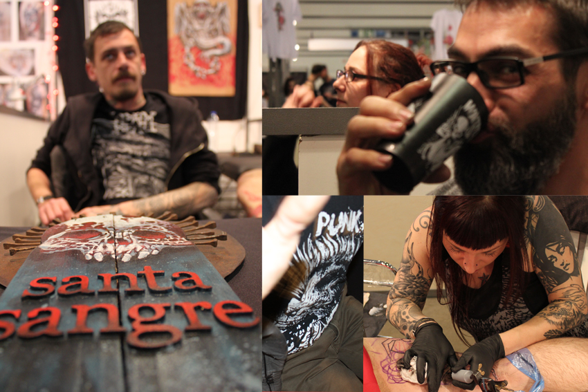 convention tattoo Montpellier