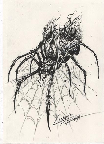 Spider Shnek