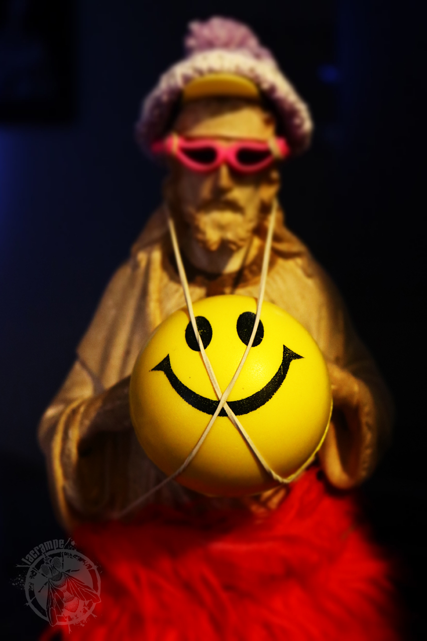 Jésus smiley